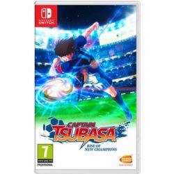 Captain Tsubasa: Rise of New Champions ( Switch) - TAMSOFT CORPORATION