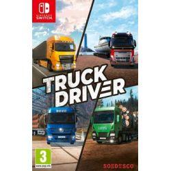 Truck Driver ( Switch) - Triangle Studios / Kokku  Pozostałe