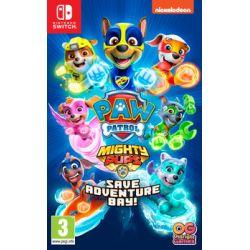 Paw Patrol: Mighty Pups Save Adventure Bay (Psi Patrol: Kosmopieski ratują Zatokę Przygód) ( Switch) - Torus Games  Gry