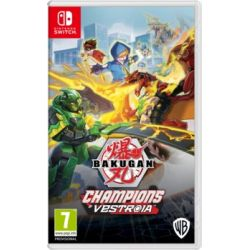 Bakugan: Champions of Vestroia ( Switch) - Warner Bros  Gry