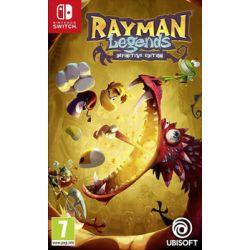 Rayman Legends: Definitive Edition ( Switch) - Ubisoft  Gry