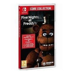 Five Nights at Freddy's: Core Collection ( Switch) - Maximum Games  Gry
