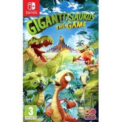 Gigantozaur Gra ( Switch) - Wild Sphere  Gry