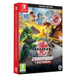 Bakugan: Champions of Vestroia - Toy Edition ( Switch) - Warner Bros  Gry