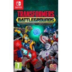 Transformers: Battlegrounds ( Switch) - Coatsink Software  Gry