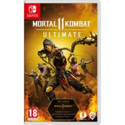 Mortal Kombat XI Ultimate ( Switch) - NetherRealm Studios  Gry
