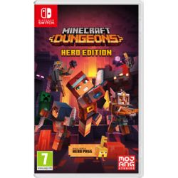 Minecraft Dungeons ( Switch) - Mojang Studios  Gry