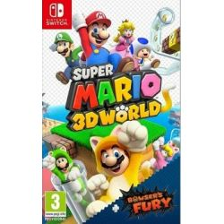 Super Mario 3D World + Bowser's Fury ( Switch) - Nintendo  Gry