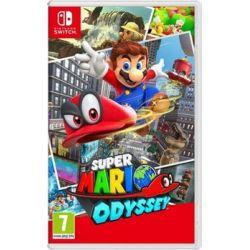 Super Mario: Odyssey ( Switch) - Nintendo  Gry