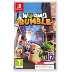 Worms Rumble ( Switch) - Team17  Gry