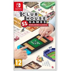 51 Worldwide Games ( Switch) - Nintendo  Gry