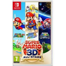 Super Mario 3D All Stars ( Switch) - Nintendo  Gry