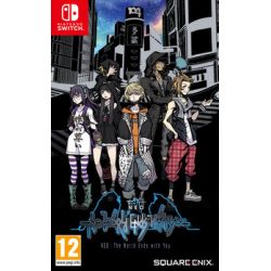 Neo: The World Ends With You ( Switch) - Square Enix  Gry
