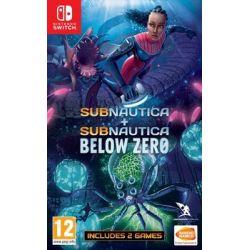 Subnautica + Below Zero ( Switch) - Unknown Worlds Entertainment  Pozostałe