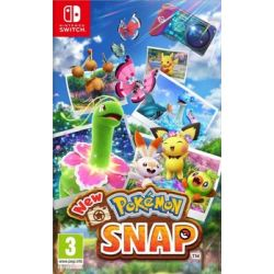 New Pokemon Snap ( Switch) - Nintendo  Gry