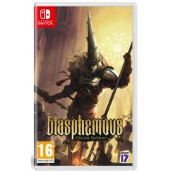 Blasphemous: Deluxe Edition ( Switch) - The Game Kitchen  Gry