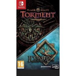 Planescape Torment Icewind Dale Enhanced Edition Nintendo Switch ( Switch) - Skybound  Gry
