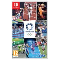 Olympic Games Tokyo 2020 - The Official Video Game ( Switch) - Sega  Gry