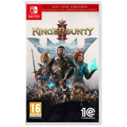 King's Bounty II ( Switch) - 1C Entertainment  Gry