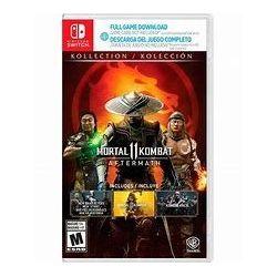Mortal Kombat 11: Aftermath ( Switch) - Warner Bros Interactive  Gry