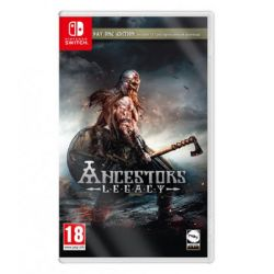 Ancestors Legacy - Day One Edition ( Switch) - Destructive Creations  Gry
