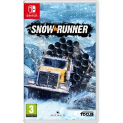 SnowRunner ( Switch) - Saber Interactive  Gry
