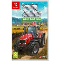 Farming Simulator - Nintendo Switch Edition ( Switch) - GIANTS Software  Gry
