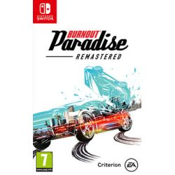 Burnout Paradise: Remastered ( Switch) - Criterion Games, Stellar Entertainment  Gry