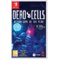 Dead Cells - Action Game of the Year ( Switch) - Motion Twin  Gry