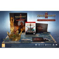 King's Bounty II - King Collector's Edition ( Switch) - 1C Entertainment  Gry