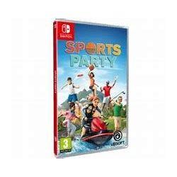 Sports Party ( Switch) - Ubisoft  Gry