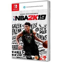 NBA 2K19 ( Switch) - 2K  Gry