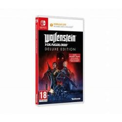Wolfenstein Youngblood: Deluxe Edition ( Switch) - Bethesda  Gry