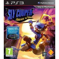 Sly Cooper: Złodzieje w Czasie ( PlayStation 3) - Sony Computer Entertainment  Gry