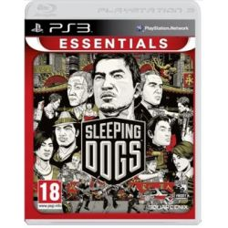 Sleeping Dogs ( PlayStation 3) - United Front Games  Gry