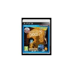 DETEKTYW DIGGS PL PS3 ( PlayStation 3) - Sony Computer Entertainment  Gry