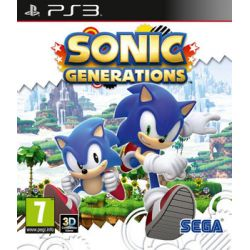 Sonic Generations ( PlayStation 3) - Sonic Team  Gry