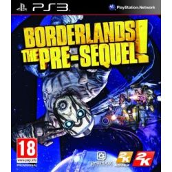 Borderlands: The Pre-Sequel! ( PlayStation 3) - Gearbox Software  Gry