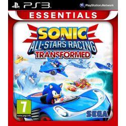 Sonic - All Stars Racing Transformed ( PlayStation 3) - Sega  Gry