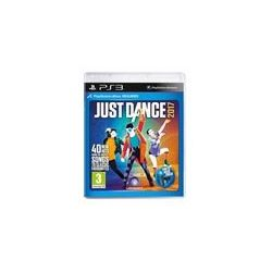 JUST DANCE 2017 PS3 ( PlayStation 3) - Ubisoft  Gry