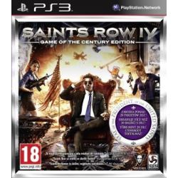 Saints Row 4 - Game of the Century Edition ( PlayStation 3) - Koch Media  Gry