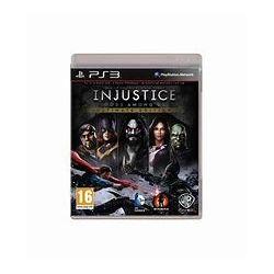 Injustice: Gods Among US - Ultimate Edition ( PlayStation 3) - NetherRealm Studios  Gry