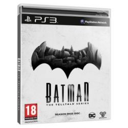 Batman: The Telltale Series ( PlayStation 3) - Telltale Games  Gry