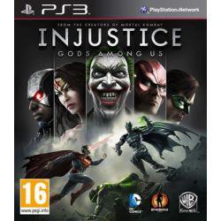 Injustice ( PlayStation 3) - Warner Bros.  Gry