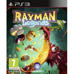 Rayman Legends ( PlayStation 3) - Ubisoft  Gry