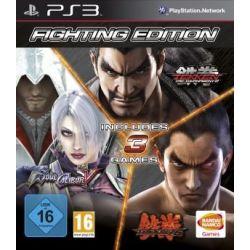 Fighting Edition ( PlayStation 3) - Namco Bandai Games  Gry