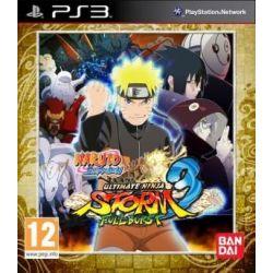 Naruto Shippuden: Ultimate Ninja Storm 3 Full Burst ( PlayStation 3) - Namco Bandai Game  Gry