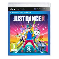 Just Dance 2018 ( PlayStation 3) - Ubisoft  Gry