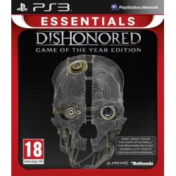 Dishonored - Game of the Year Edition ( PlayStation 3) - Bethesda  Gry