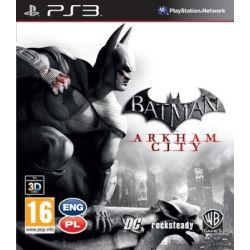 Batman: Arkham City ( PlayStation 3) - Warner Bros  Gry